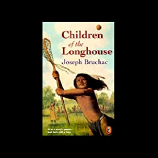 Children of the Longhouse audiobook cover art