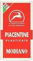 MODIANO Piacentine 81/25 - Carte da gioco regionali