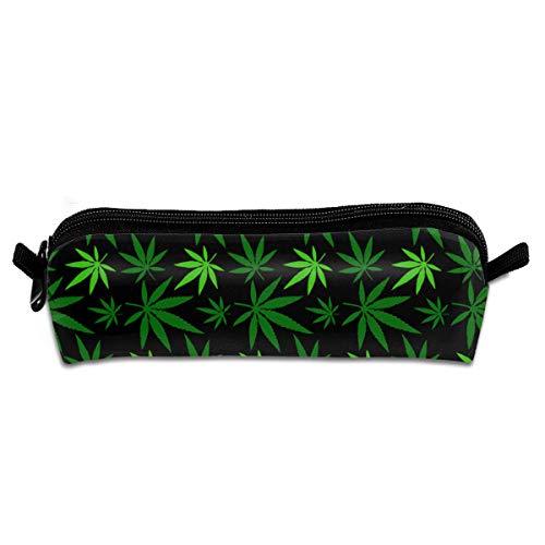 90ioup Bolsa de almacenamiento de hojas de marihuana Bolsa de almacenamiento Organizador Bolsa de Cosméticos Bolsas de viaje