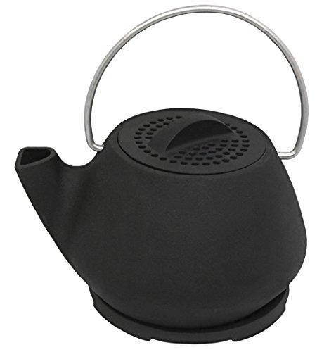 Verdampferkessel Vollguss 1,8 L Wasserkessel Raumluftbefeuchter Teekannendesign