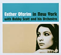 Esther Ofarim in New York With Bobby Scott & His