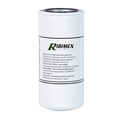 RIBITECH - Filtre a gasoil pour pompe a gasoil de LUXE