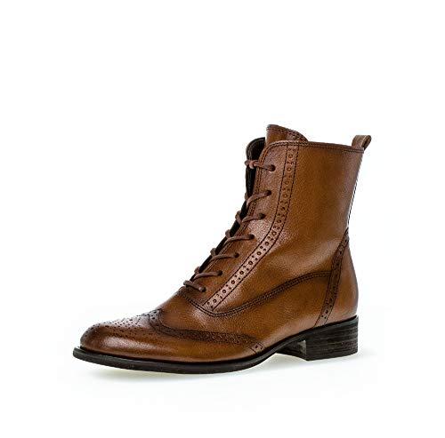 Gabor Shoes Damen 51.642.20 Stiefelette, Braun New Whisky Effekt, 40 EU