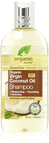 Dr Organic Coconut Oil Shampoo 265 ml