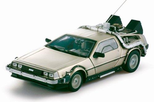 Sun Star 2711 - Modellino da Collezione De Lorean LK Coupe 1981 Ritorno al Futuro, Parte I, 1:18