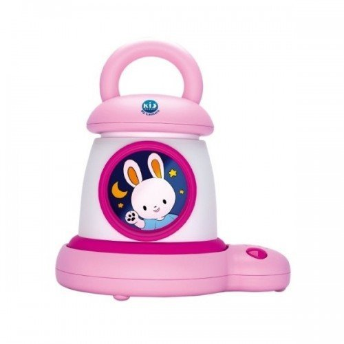 Kid'sleep My Lantern Pink Portable Nightlight, Pink by Kid'Sleep