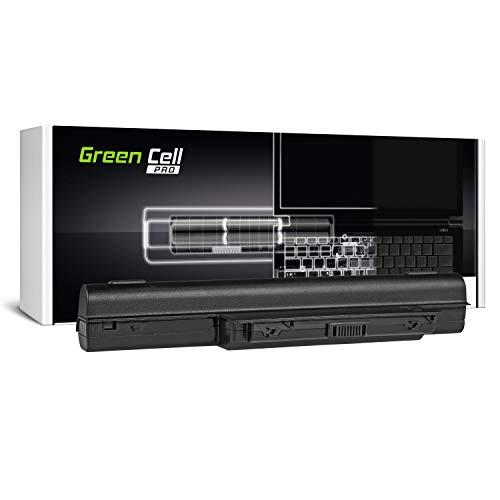 Green Cell® PRO Extended Serie Batteria per Portatile Acer Aspire 5551 5552 5733 5741 5741G 5742 5742G 5742Z 5749 5749Z 5750 5750G 5755G (Le Pile Originali Samsung SDI, 9 Pile, 7800mAh, Nero)