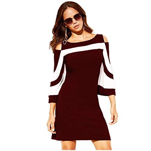 SLYZ 2021 Primavera Y Verano Nuevo Vestido Sexy De Moda De Talla Grande para Mujer