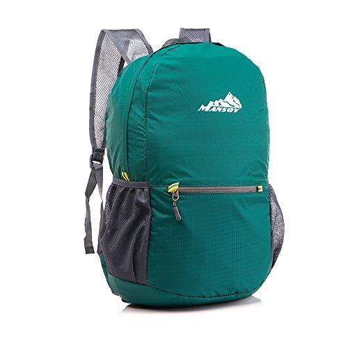 Mansov Travel Backpack Water Resistant Hiking Bag 35L Adult Series