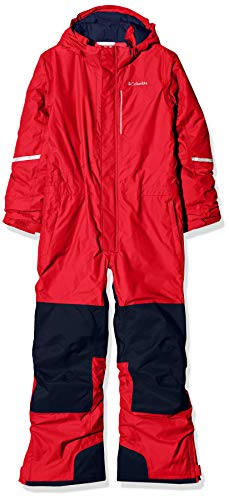 Columbia Buga II Veste Mixte Enfant, Mountain Red, C, FR : M (Taille Fabricant : M)