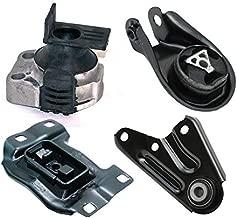 ONNURI For 2006-2010 Mazda 5 2.3L Engine Motor & Trans Mount Set 4pcs : A5312, A4405, A4418, A4404 - K2086