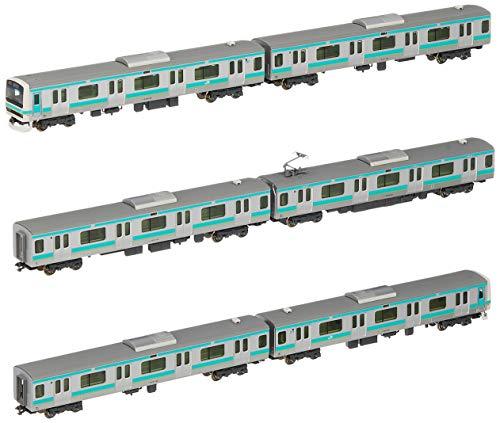KATO Nゲージ E231系 常磐線・上野東京ライン 基本 6両セット 10-1337 鉄道模型 電車
