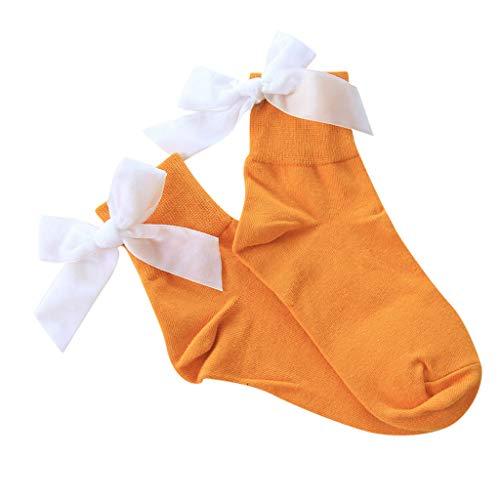 Leey Mittlere Strümpfe Damen Socken mit Bändern Retro Spitze Tapedesign Socken Witzige Socken Halbsocken Sneakersocken Sportsocken Socks Rutschfeste Ohne Drückende Naht Atmungsaktive