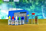 Poolmaster Water Chemistry Case (22270) Premiere Collection 5-Way Swimming Pool & Spa Test Kit, Small, Neutral