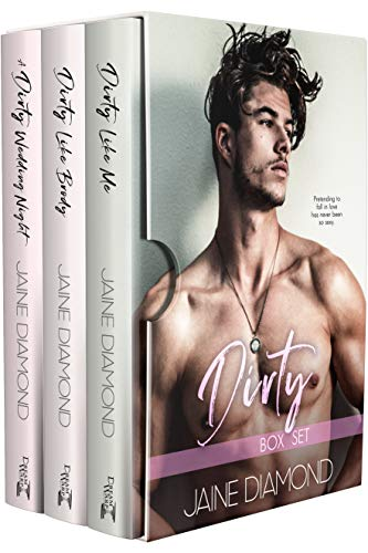 Dirty: A Rockstar Romance Box Set (English Edition)