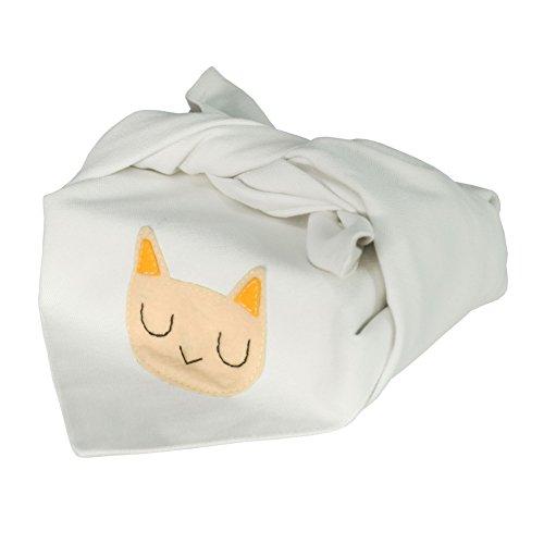 Black Temptation Blanc Tissu d'emballage pour Les activités de Plein air Toile Main Sac à Lunch