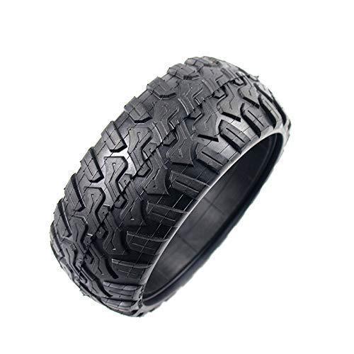 DIEFMJ Neumáticos de Scooter eléctrico, neumático sólido de Goma de 6.5 Pulgadas para Mini Scooter Inteligente de autoequilibrio, monopatín de Monociclo Hoverboard de 6.5'