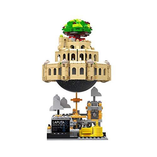 Yousiju Creativo Castle Building Blocks Aviation City Modello di mattoni con Music Box Giocattoli Artigianato Giocattoli for bambini Building Blocks