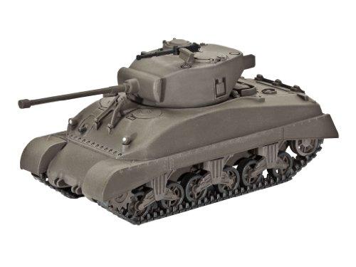 Revell 03196 - Modellbausatz - M4A1 Sherman, Maßstab 1:72