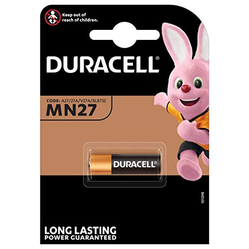 Duracell MN27 C1–Pile Alcaline