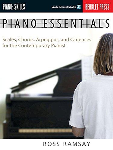 Berklee Press Piano Essentials Pf Book / Cd: Noten, CD für Klavier