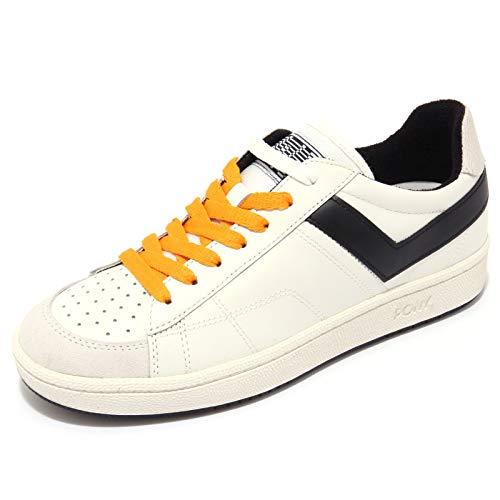 Pony 1800AC Sneakers Uomo PRO 80 Multicolor Shoes Men [40]