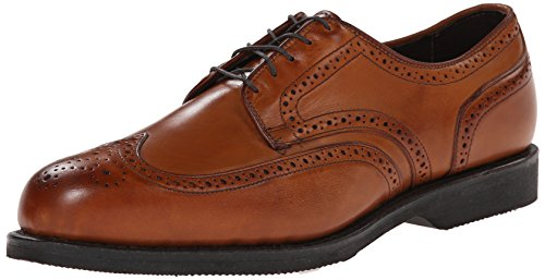 Allen Edmonds Men's LGA Oxford, Walnut, 14 D US