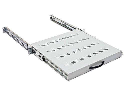 Triton RAC-UP-X31-A1 48,26 cm (19 Zoll) Fachboden, ausziehbar, 1 HE schwarz