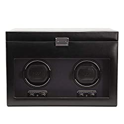 This image shows WOLF 270402 that is one of the best watch winder in my watch winder review