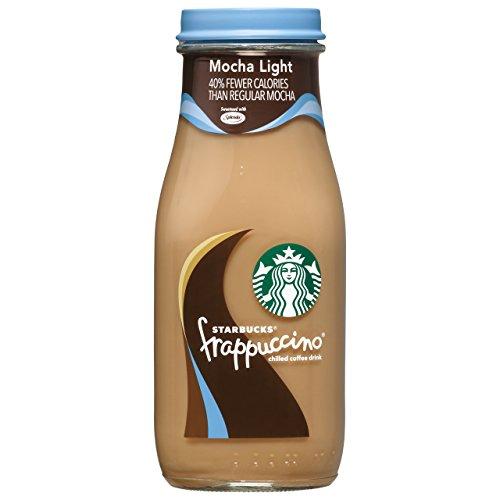 Starbucks Frappuccino, Mocha Light, 9.5 Fluid Ounce
