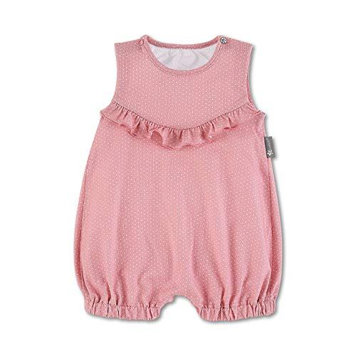 Sterntaler Baby-Mädchen Romper Suits Spieler, Rot (Hellrot 814), 12-18 Monate (Herstellergröße: 86)