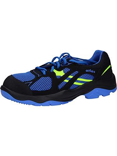 atlas 209994 459001P44 DIY Schuhe, 44, Blau Schwarz, 44 EU