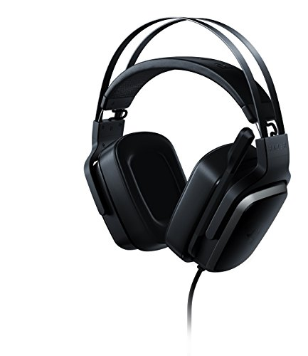 True 7.1 Surround Sound: 10 discreet drivers, 5 in each ear cup, deliver pinpoint positional accuracy Audio Control Unit for Total Sound Customization: Control the volume of each audio channel, or even toggle between true 7.1 surround and stereo audi...