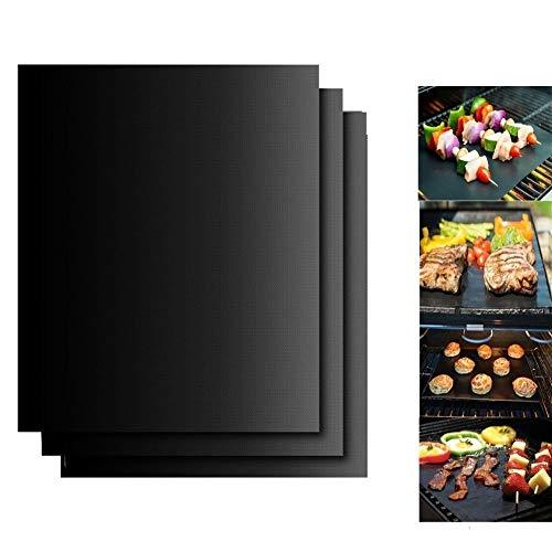 Clothink Grillmatte 40x33cm zum Grillen und Backen