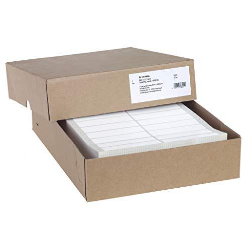 Herma 8221 - Etiquetas para impresoras (12000 unidades), blanco