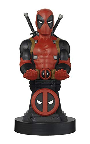 Exquisite Gaming Cable Guy - Marvel Deadpool - Charging Controller and Device Holder - Toy - Xbox 36