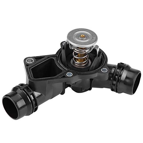 KIMISS Automotor Kühlmittel Thermostat und Gehäuse 11531437040 für E46 E39 X5 X3 Z3 Z4 330i 525i …