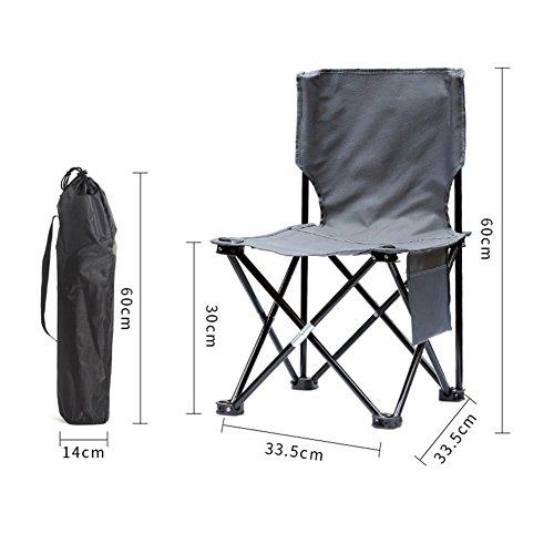 Visstoelen, Ergonomische krukken met rugleuning Vouwstoel Lichtgewicht Mini Seat