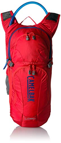 Lobo 100 oz Racing Red/Pitch Blue