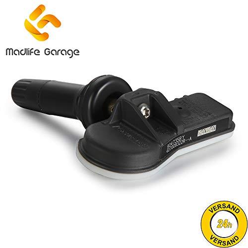 Madlife Garage 407009322R RDKS Reifendrucksensor Reifendruckkontrolle Clio IV BH Dokker Duster Logan Sandero II Twingo II
