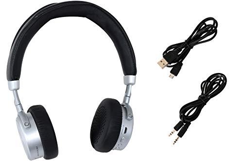 Terris Bluetooth Kopfhörer BKH 274 schwarz mit Mikrofon