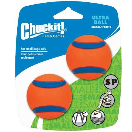 Chuckit! Ultra Ball Small 2-er Pack
