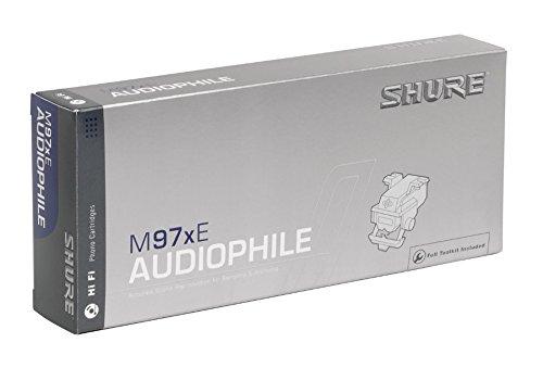 Shure M97xE High-Performance Magnetic Phono Cartridge