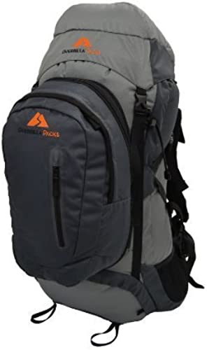 Guerrilla Packs Roundhouse Internal Frame sac à dos, Middle gris Dark gris by Guerrilla Packs
