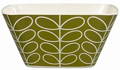 Orla Kiely Seagrass Linear Stem Bamboo Salad Bowl