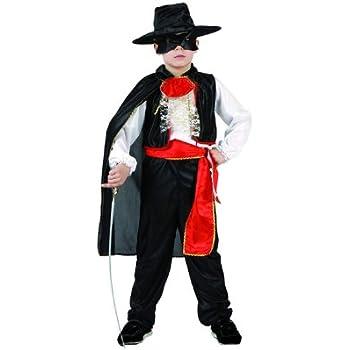 Atosa - Disfraz de zorro para niño, talla 5-6 años (96472): Amazon ...