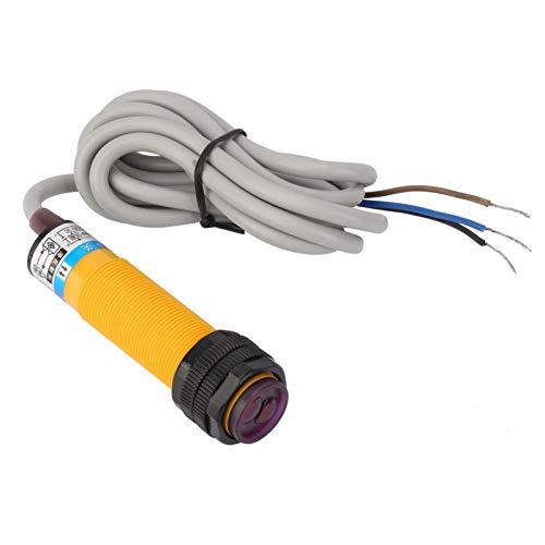 【Regalo de Abril】Interruptor de proximidad fotoeléctrico Fuerte capacidad antiinterferente Interruptor de proximidad...