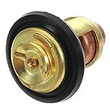 Asudaro Thermostat moteur, Thermostat de liquide de refroidissement moteur 2.5G Thermostat hors-bord...