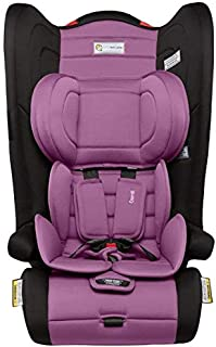 InfaSecure Comfi Astra Convertible Booster Seat for 6 Months to 8 Years, Purple