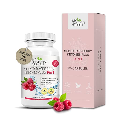 MyNaturalSecret -  Super Raspberry